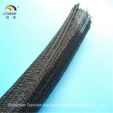 Pet PP Black Auto-Wrapping Extensible Cable Protec Cable Sleeving