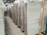 Lastre di legno del marmo del grano di bianco cinese per la parete/pavimento