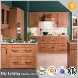 Armadi da cucina di legno della mobilia domestica della cucina