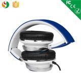 方法デザインによってワイヤーで縛られるFoldable移動式ヘッドセットのヘッドホーン