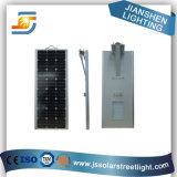 30W IP65 ha integrato tutti in un indicatore luminoso solare della via