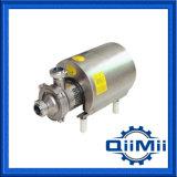CIP를 위한 위생 스테인리스 각자 프라이밍 순환 반환 펌프는 복구한다