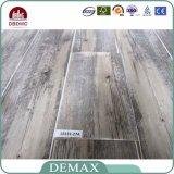 Pavimentazione del PVC riciclata disposizione allentata di legno dell'interno del reticolo di Lvt