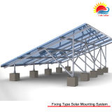 Montagem à terra solar amigável de Eco picovolt (SY0078)