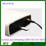 Fonte luminosa fria Mslcl02 do diodo emissor de luz da aparência luxuosa portátil