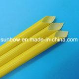 Sleeving стеклоткани силиконовой резины утверждения UL 7kv высокотемпературный упорный