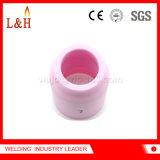 53n61 Alumina de Pijp van de Lens van het Gas voor TIG de Toorts van het Lassen
