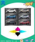 Pintura movible del coche del producto químico de Agosto para el reacabado auto