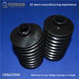 Flexible Buchsen formten schwarzes EPDM Gummigebrüll-Gefäß