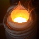 Máquina de aquecimento da indução para a fornalha de derretimento pequena da sucata da barra