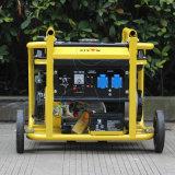 Bison (China) BS3000n 2.5kw 2.5kVA Wechselstrom-einphasig-Schlüssel-Anfangsbewegliches Benzin-leiser Generator für Hauptgebrauch