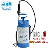 Shixia Seesa GS Abrroved Plastic Wholesale 5L Máquina de pulverização manual de pressão de ar Pulverizador de bomba manual