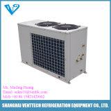 Refrigerador industrial refrescado aire de la eficacia alta para el tratamiento de la leche