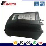 Telefono resistente Kntech Knex1 del vandalo Emergency protetto contro le esplosioni del telefono