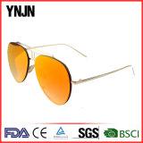 人のためのYnjnミラーのサングラス