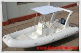 De stijve Boot van de Rib van Hypalon van de Boot van de Macht (rib-580)