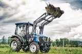Lovol 4WD 50HP Generation-Traktor mit CER u. OECD