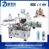 El PLC controla la maquinaria de etiquetado del pegamento para la cadena de producción