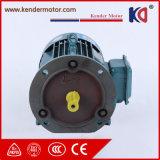 Motor eléctrico asíncrono del engranaje de la CA de Yx3-112m-2 380V 2.2kw
