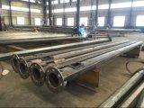 tráfico de camino de acero galvanizado los 6m poste