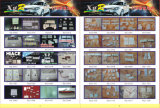 Verlichting van het Plafond van de hoge LEIDENE van de Macht Koepel van de Auto de Lichte Auto