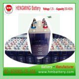 Hengming 1.2V250ah Kpm250の小型のタイプニッケルカドミウム電池のKpmシリーズ(NICD電池)充電電池
