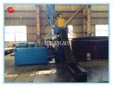 Máquina hidráulica de la prensa de enladrillar del desecho Y83-630