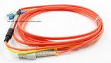 Mode d'Opitc de fibre révisant LC LC