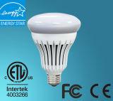 La capa doble diseñó el bulbo de Dimmable R40/Br 40 LED con la estrella de la energía y ETL