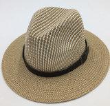 서류상 벨트 Sh023를 가진 밀짚 모자에 의하여 인쇄되는 모자
