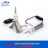 luz principal R3 H1 H7 9005 do diodo emissor de luz de 80W 9600lm CREE do farol do diodo emissor de luz de 9006 carros