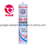 Dichtingsproduct van het Silicone van de marmeren en Muur van de Steen het Zelfklevende (rs-C6)
