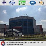 Almacén prefabricado/almacenaje del fabricante de China vertido en Etiopía