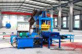 Ladrillo que hace que la máquina de pavimentación concreto automático hidráulico cementa el bloque que hace la máquina