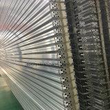 회의와 생산 라인 6063t5 알루미늄 단면도