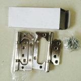 Porte en bois de type de qualité d'oscillation moderne de PVC
