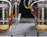 Жидкостная машина завалки и запечатывания для пластичных чашек