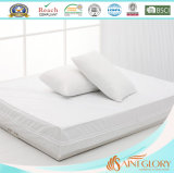 Zippered Waterproof Hotel Housse de protection matelas