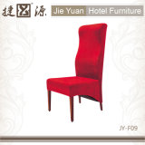 High Back Modern Furniture Hotel Restaurant Chair (JY-F09)