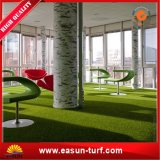 Grama artificial decorativa para cricket Pitch