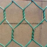 Rede Hex galvanizada PVC de Sailin