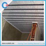Горячая штемпелюя панель стены PVC панели потолка PVC для водоустойчивого украшения