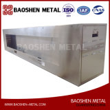 Peças de maquinaria da produção do metal do escudo/caixa/gabinete do metal do aço inoxidável