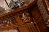 ヨーロッパの彫刻TVの立場LEDはつける暖房の暖炉(321S)を