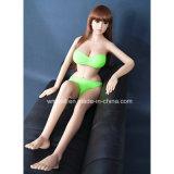 Doll van het Geslacht van het Silicone van 158cm Nieuw Realistisch Volledig voor de Mens