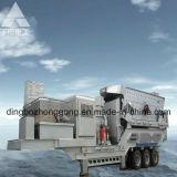 Máquina de esmagamento de pedra do triturador móvel quente do cone das vendas (3YBY)