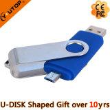 Lecteur flash USB d'OTG pour les cadeaux androïdes du téléphone USB3.0 (YT-1201-05)