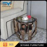 Qualitäts-Spiegel-Möbel-Glaskaffee-Seiten-Tisch