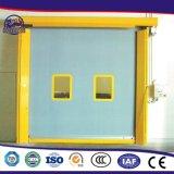 Melhor porta amplamente utilizada do obturador do PVC da sala de limpeza dos preços