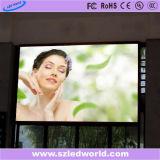 Tela interna Rental do painel de indicador do diodo emissor de luz da cor P3.91 cheia para anunciar (CE, RoHS, FCC, CCC)